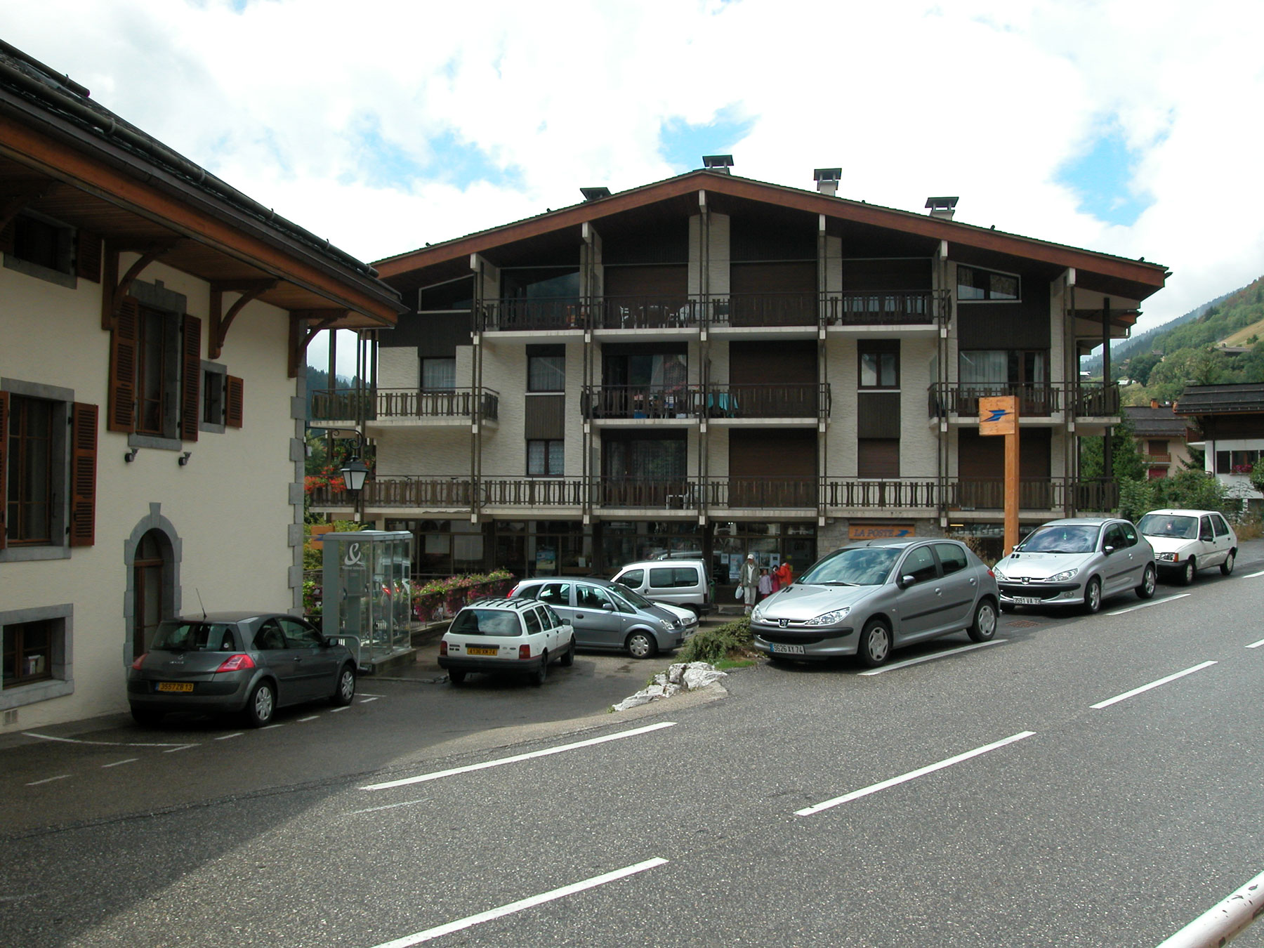 Grand-Bornand location appartement