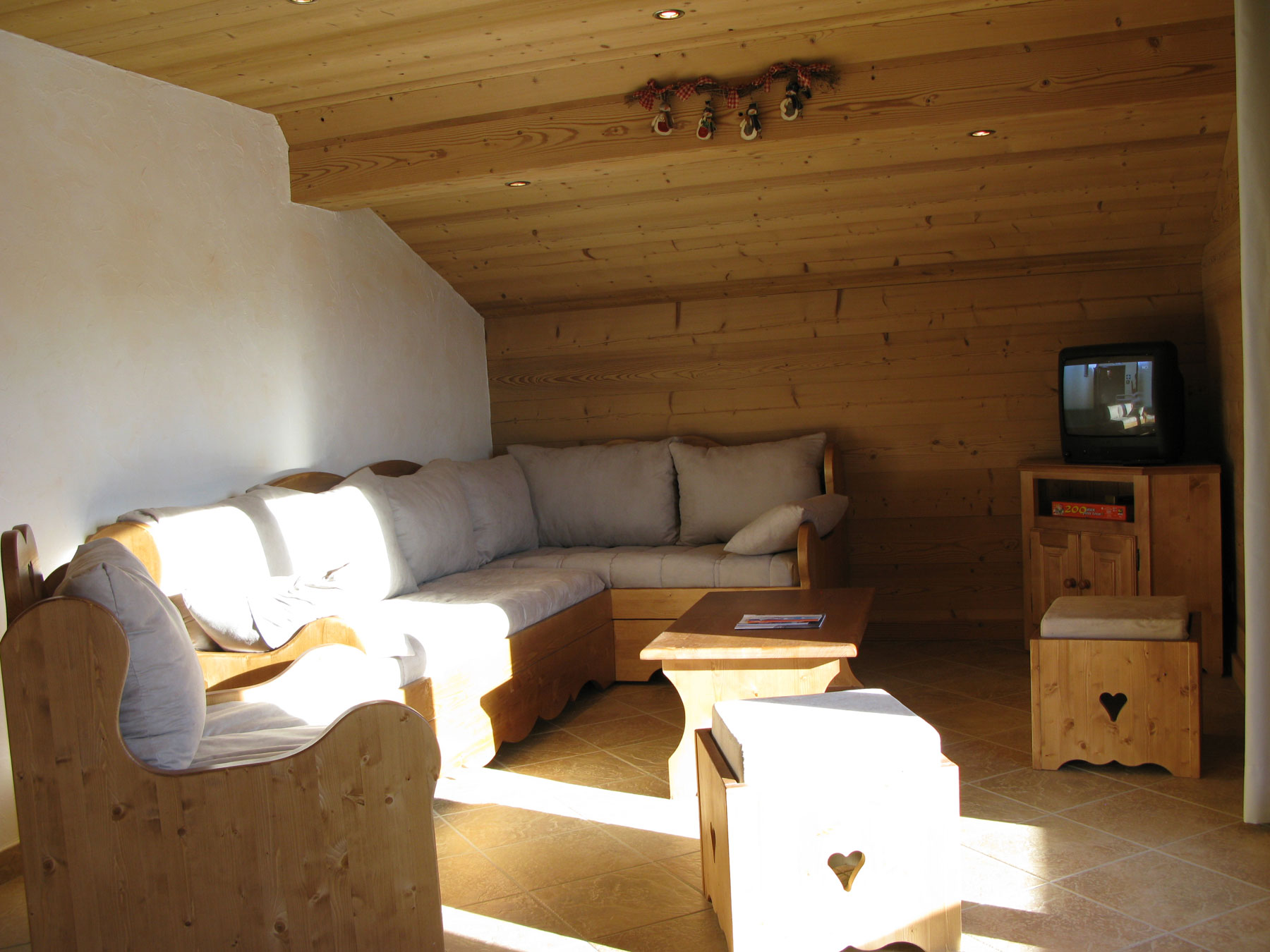 appartement vacances Grand-Bornand