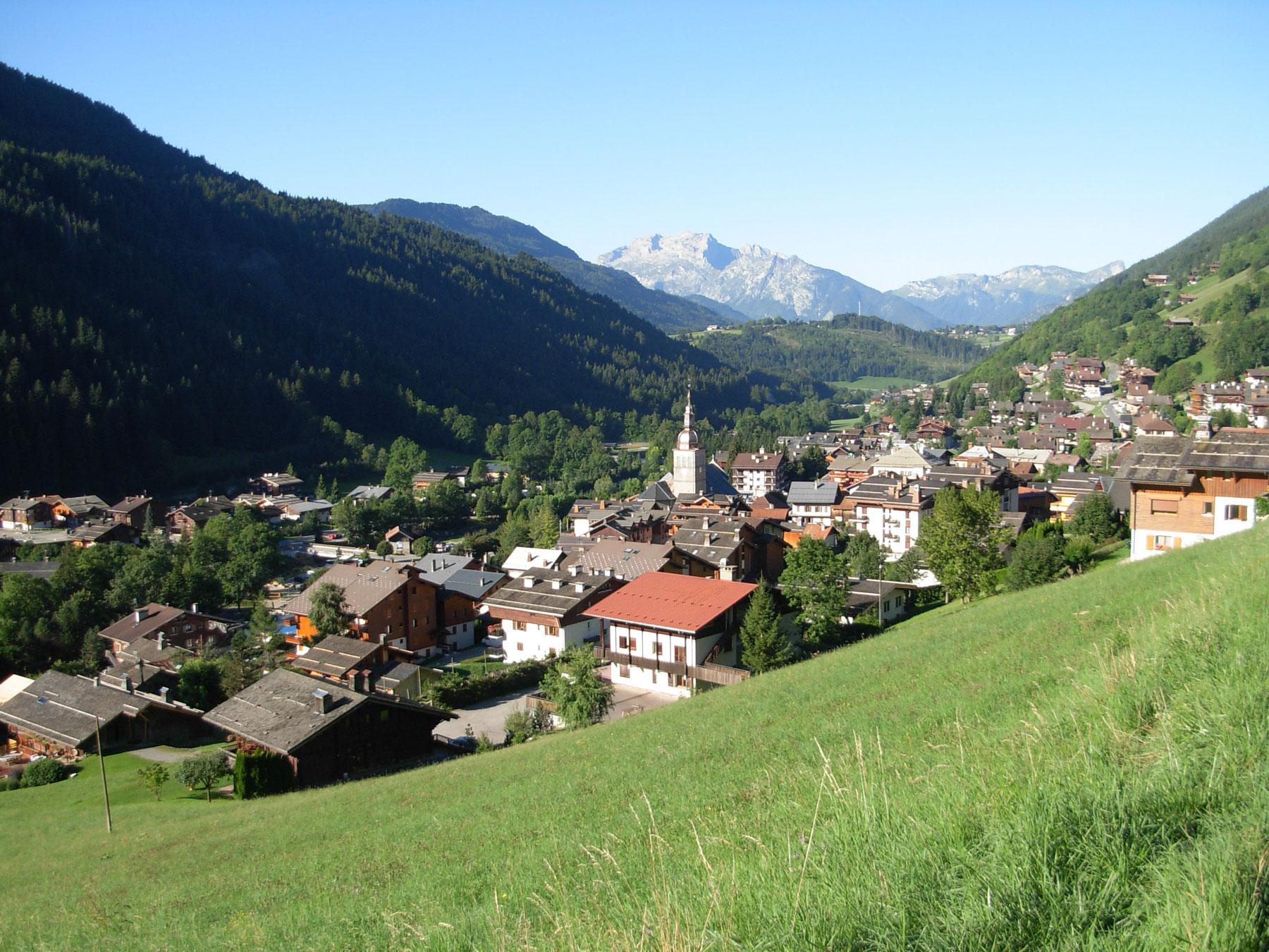 Village du Grand-Bornand
